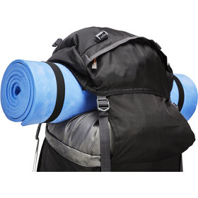 CAMPZ Mountain Pro 80+10L Sac à dos, black
